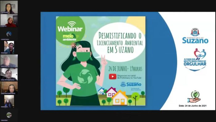 Suzano promove reunião on-line sobre licenciamento ambiental