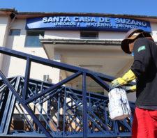 Santa Casa de Suzano recebe intervenção temporária para melhorias