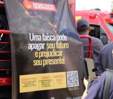 Prefeitura de Suzano realiza atividade de conscientização contra queimadas