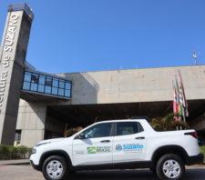 Assistência Social de Suzano recebe doação de novo veículo