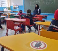 Educação de Suzano inicia semana de acolhimentos presenciais