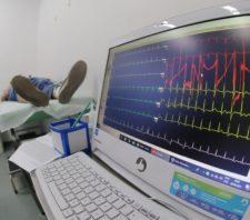Saúde realiza 263 procedimentos de eletrocardiograma