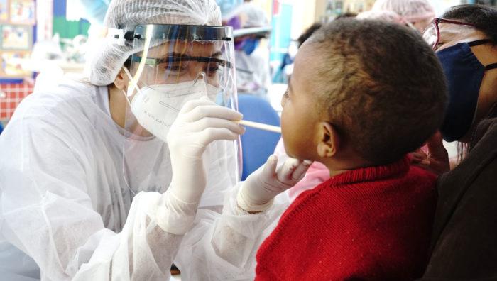Ação de Saúde Bucal atende a mais de 50 alunos em quatro escolas