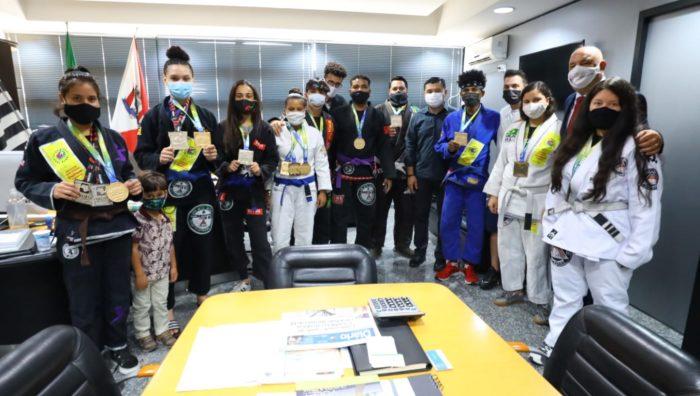 Suzano terá dez atletas no Campeonato Brasileiro de Jiu-Jitsu