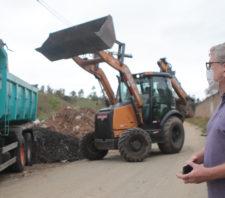 Meio Ambiente investiga caso de descarte irregular na Cidade Boa Vista