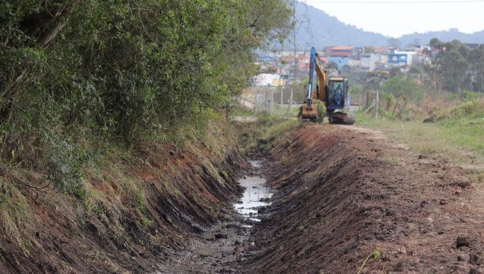 Ações de prevenção a enchentes são intensificadas