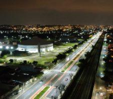 Iluminação pública de Suzano recebe mais de 1,1 mil reparos em um mês
