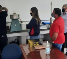 Usina de Asfalto Frio de Suzano é referência para cidade do interior