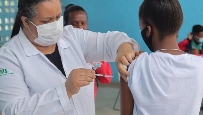 Imunização contra a Covid-19 será de quarta-feira a sábado