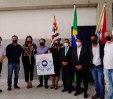 Prefeitura de Suzano participa de homenagem a Paulo Kobayashi