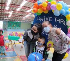 Escola municipal do Miguel Badra realiza ação de Dia das Crianças