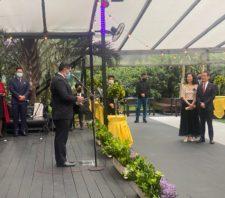 Prefeito de Suzano participa de evento em celebração a Taiwan