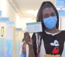 Público completamente imunizado supera 63% em Suzano